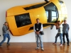 at Lamborghini Museum 1