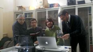 """La Robotica Educativa all' I.T.T. """"Cerulli"""" di Giulianova(Te)"""
