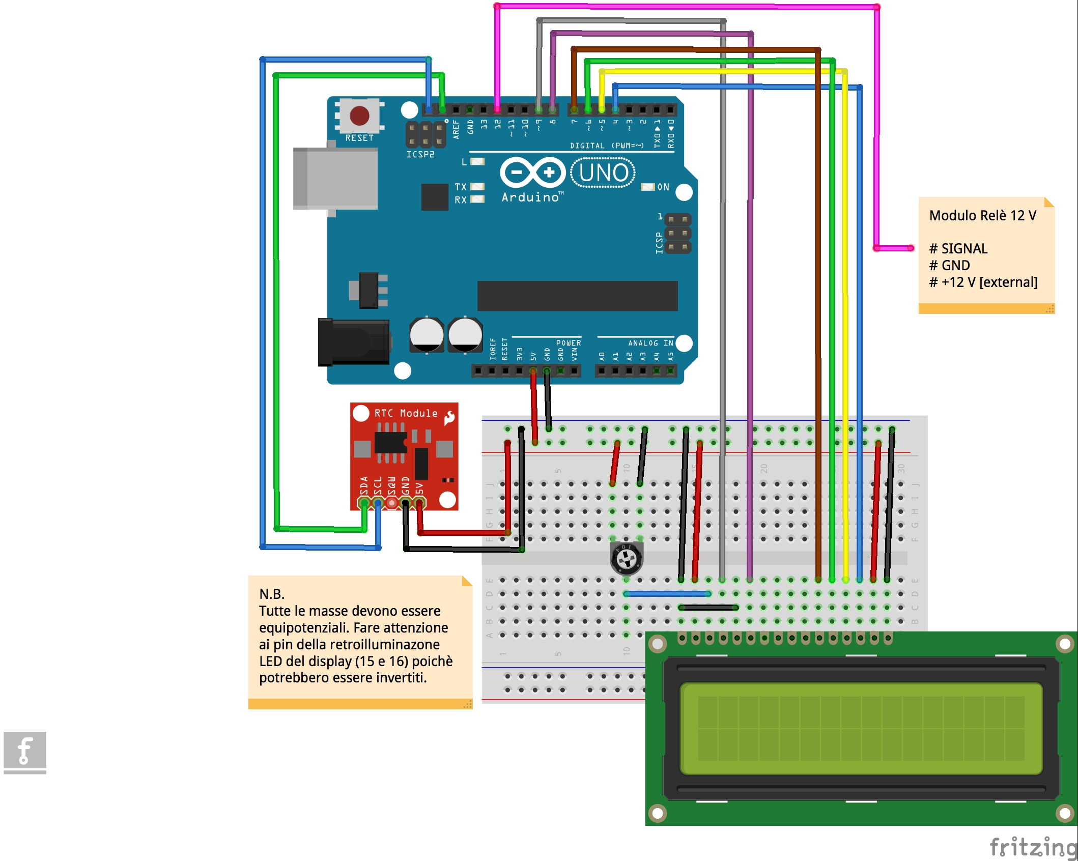 Arduino i t p francesco benignetti